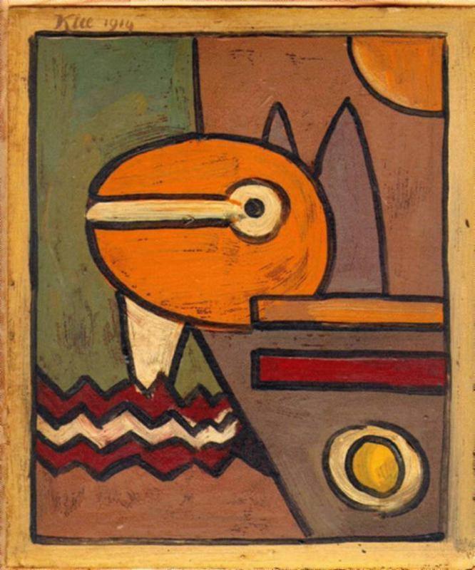 Paul Klee - 1914